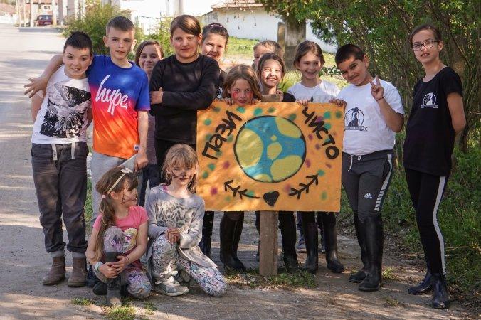kids camp srem bulgaria art projects
